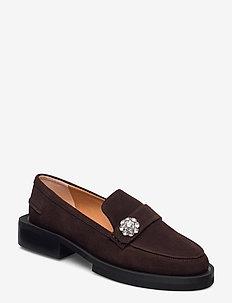 Suede - loaferit - mole
