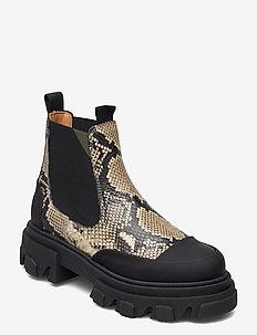 Embossed Snake - kengät - kalamata