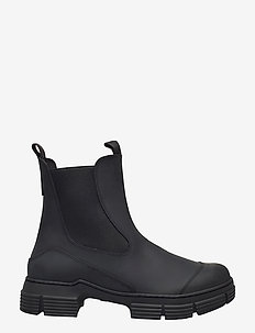 Recycled Rubber - schuhe - black