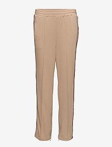 Dubois Polo - spodnie proste - cuban sand