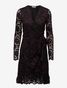 Flynn Lace - blondekjoler - black