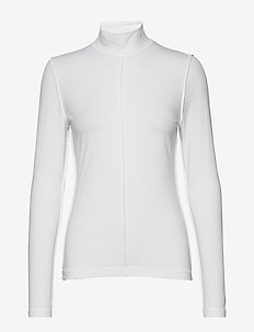 Light Stretch Jersey - basic t-shirts - bright white