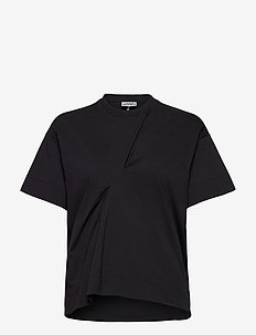 Basic Cotton Jersey - t-shirts - phantom