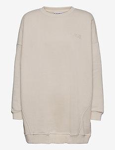 Software Isoli - sweatshirts - egret