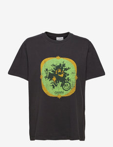 Basic Cotton Jersey - t-shirts & tops - phantom