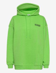 Software Isoli - sweatshirts et sweats à capuche - flash green