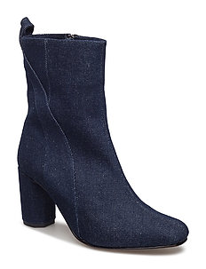 Joan Boots - DENIM