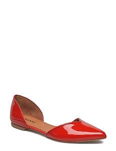 Lula Flats - BIG APPLE RED