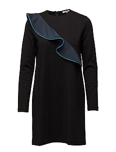 Rogers Dress - BLACK/TOTAL ECLIPSE