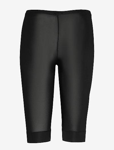 Ganni Short Leggings- Shorts Black