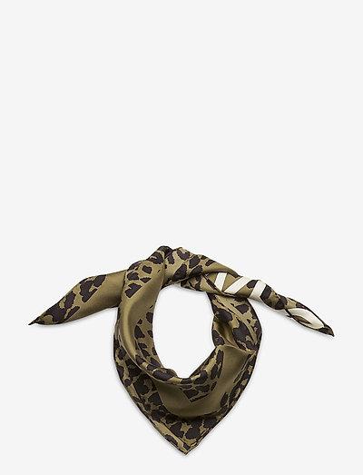 Silk Twill - accessories - olive drab