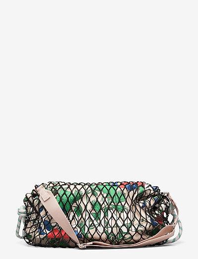 Fishnet - crossbody bags - brazilian sand