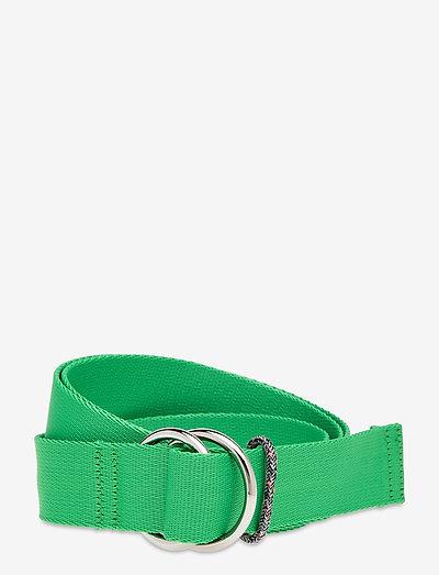 Belt - accessories - kelly green