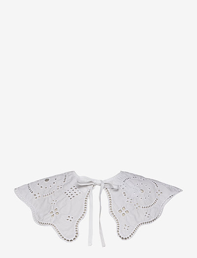 Broderie Anglaise - accessoires - bright white