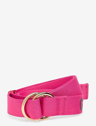 Webbing - accessoires - shocking pink