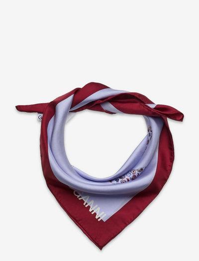 Silk Twill - accessoires - heather