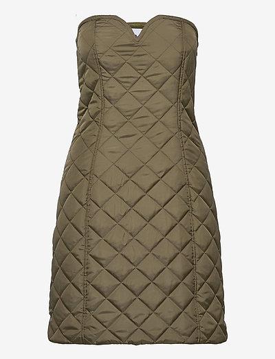 Recycled Ripstop Quilt - korte kjoler - kalamata