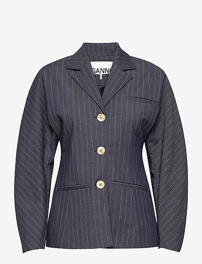 Shirt Jacket - oversize blazers - dress blues