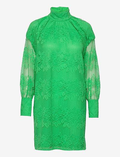 Lace - sommerkjoler - kelly green