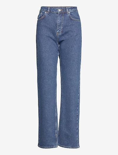 Comfort Stretch - straight jeans - medium indigo