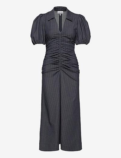 Dress - skjortklänningar - dress blues