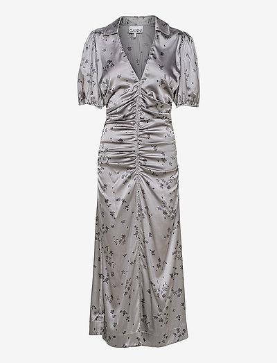 Dress - maxi dresses - sharkskin