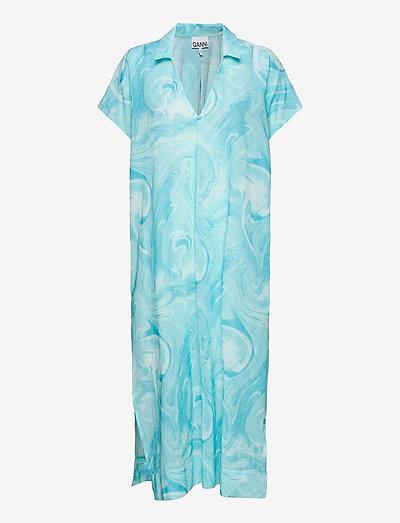 Light Cotton - overige badmode - bachelor blue