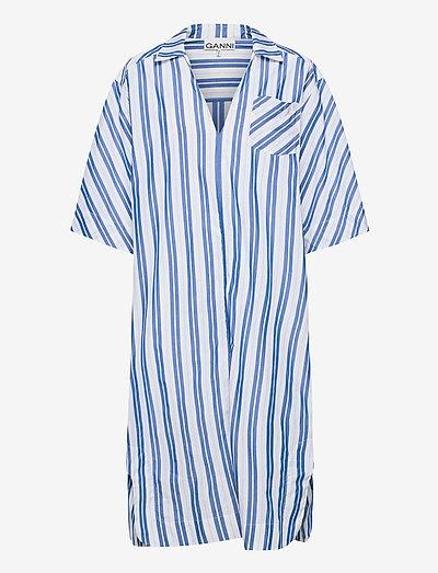 Stripe Cotton - midi-kleider - daphne