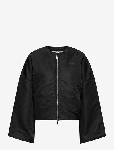 Outerwear Nylon - bomberjacken - black