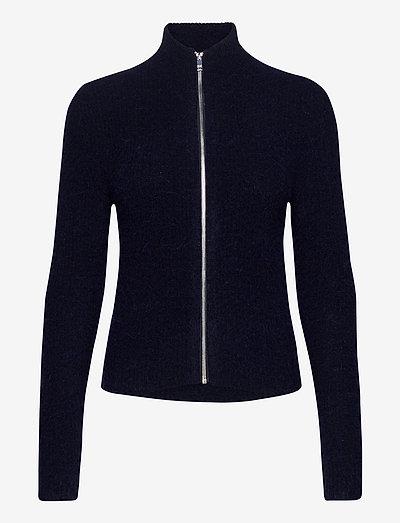 Zip Cardigan - swetry rozpinane - sky captain