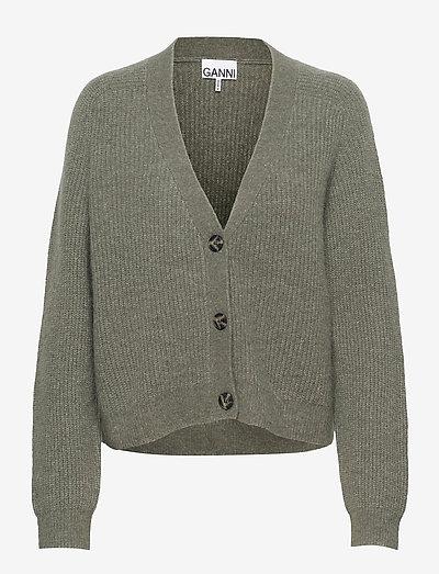 Soft Wool Knit - cardigans - kalamata