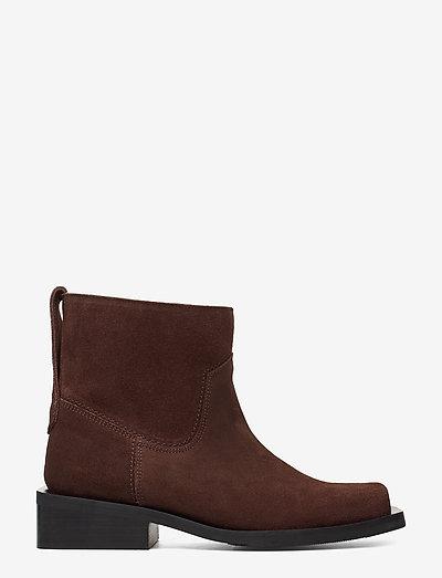 MC Low Boots - niski obcas - mole