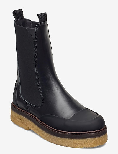 Smooth Calf - sko - black