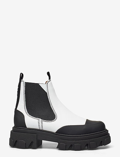 Calf Leather - schoenen - egret