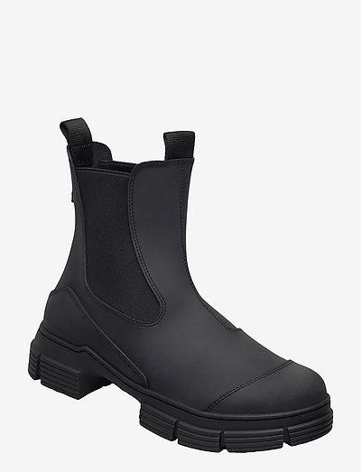 City Boot - støvler - black