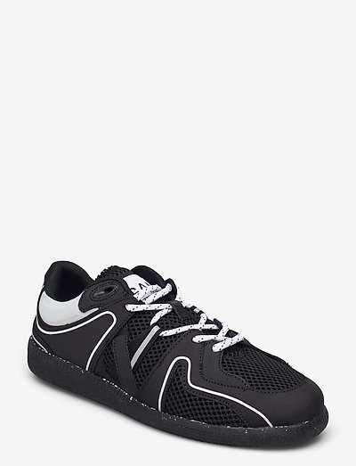 Sporty Mix - niedrige sneakers - black