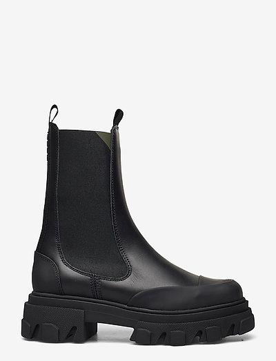 Calf Leather - nyheder - black