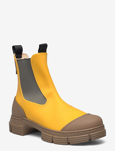 City Boot - boots - spectra yellow