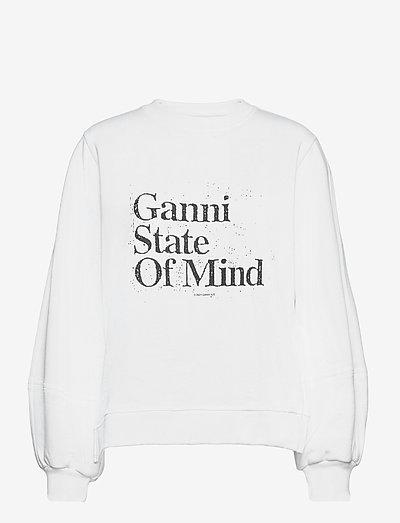 Isoli - sweatshirts & hættetrøjer - bright white