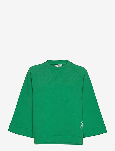 Isoli - sweatshirts - kelly green