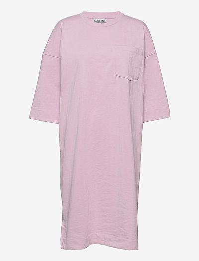 Software Jersey - t-shirtkjoler - sweet lilac