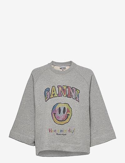 Isoli - sweatshirts & hættetrøjer - paloma melange