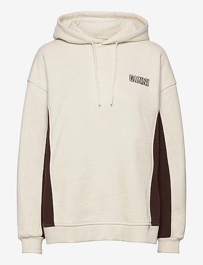 Software Block Isoli - sweatshirts & hoodies - egret