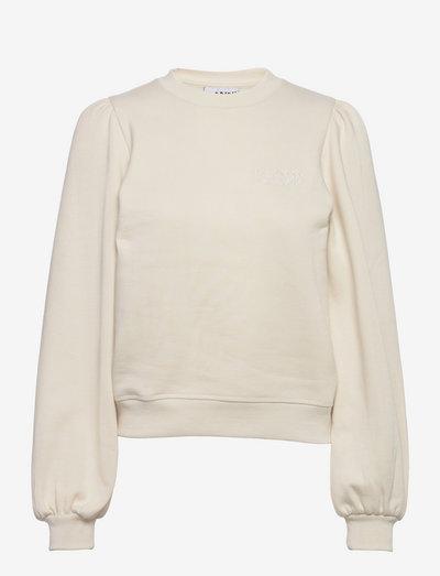 Software Isoli - sweatshirts & hættetrøjer - egret