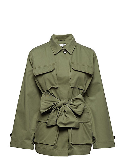 Fabre Cotton Jacket - ARMY