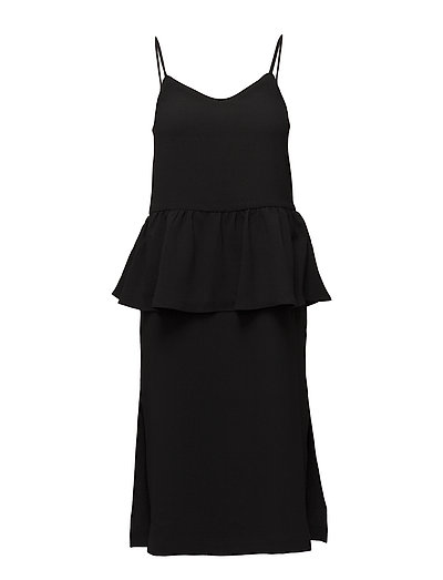 Clark Slip Dress - Black