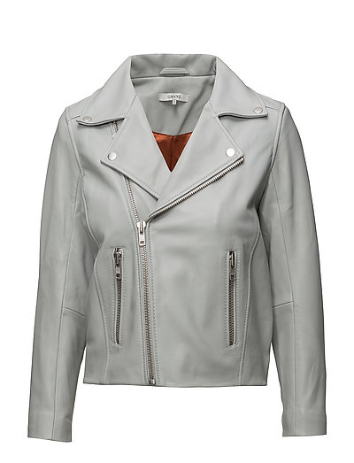 Passion Biker Jacket - Pearl Blue