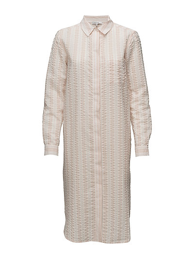 Charron Shirt Dress - Cloud Pink