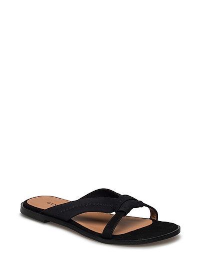 Oceane Sandals - BLACK