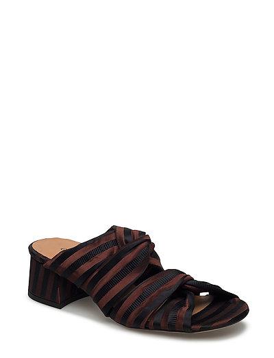 Amelie Sandals - BLACK